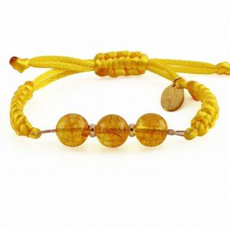 Sunlight Bracelet with Citrine